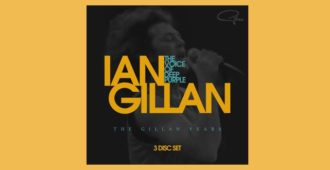 The Voice of Deep Purple: The Gillan Years